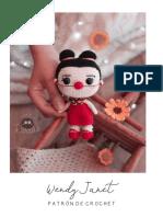 muñeca Wendy