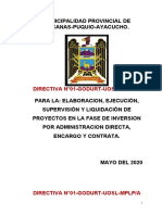 Municipalidad Provincial de Lucanasssss
