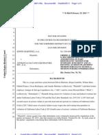 Martinez v. Antique & Salvage Liquid Labor MFR