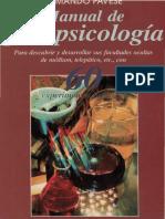 Manual Parapsicologia, Desarrolle Sus Facultades Ocultas