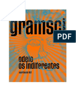 Antonio Gramsci - Odeio os Indiferentes