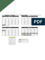 PB School District Calendar - Summer 2011