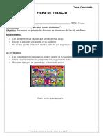 HISTORIA 3º basico, Ficha de trabajo - copia (2) - copia