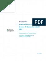 5 Protocolo de Actuacion Para Centros de Desarrollo Infantil