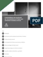 O papel da psicologia com vítimas de violência