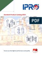 Standard Product Catalog 2019