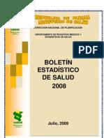 EstadisticaSalud2008