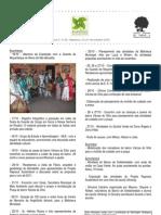 Informativo Raposos Sustentável - Ano 2 - nº 25