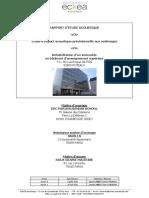 D19019 GROUPO PLANETA - Etude d'impact acoustique prévisionnelle V1 - Ecole Roque