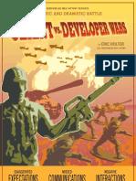 Client vs Developers War