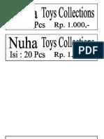 NUHA COLEKTION