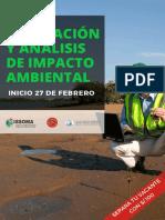 BROCHURE Evaluación y Análisis de Impacto Ambiental (4)