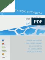 Guia de Orientações Para Profissionais Da Acção Social Na Abordagem de Situações de Perigo