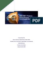 Broadcom Financial Analysis - Written Report
