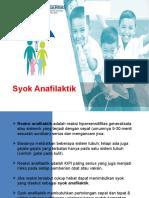 Presentation Syok Anafilaktik