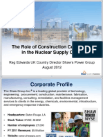 5.3-3 Reg Edwards_The Role of Construction Companies in the Nuclear Supply Chain