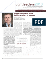 Diversity Journal | Building a Culture of Inclusion - May/June 2010
