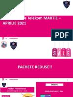 Oferta Telekom Publisind Manifest Martie-Aprilie 2021