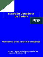 10- Luxacion Congenita de Cadera