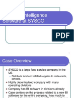 Business+Intelligence+Software+at+SYSCO