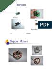 AVR Microcontrollers and IR Sensors