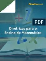 DIRETRIZES DO ENSINO DA MATEMÁTICA (1)