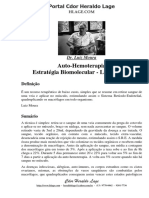 Auto-Hemoterapia Estratégia Biomolecular - Luiz Moura