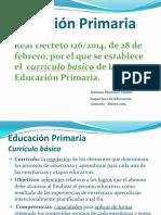 RD 126-2014 Educación Primaria