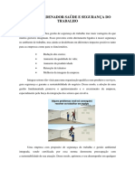 CASE COORDENADOR SAÚDE E SEGURANÇA DO TRABALHO