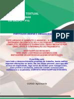 (32 99194-8972) TEMOS PRONTO Portfólio Diversificação de Atividades Agronômicas Numa Propriedade Agrícola - Agronomia 6 e 7 Semestre