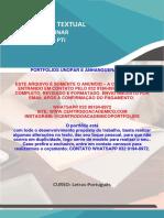 (32 99194-8972) TEMOS PRONTO PORTFOLIO A Atuação Do Professor de Língua Portuguesa No Ensino Médio