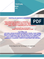 (32 99194-8972) TEMOS PRONTO Portfólio Rede de Mini Mercados Luza S.a.