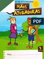 Caderno Do Professor MÃOS AJUDADORAS