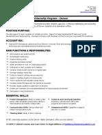 Weber Shandwick PR internship