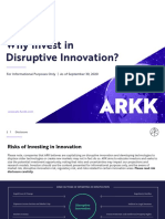 Investment Case For Disruptive Innovation