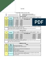Breeze type wind turbine sample offer[1][2]