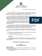 Reglamento de Propaganda Electoral_RC_136-2010-JNE