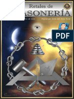 Retales Masoneria Numero 117 - Marzo 2021