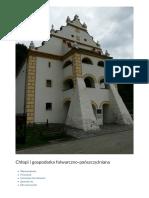 Chlopi i Gospodarka Folwarczno-pańszczyźniana