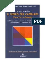 14046957-Il-Tempo-Per-Cambiare-Richard-Bandler