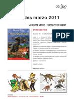 Boletín Oniro Infantil marzo 2011 bis