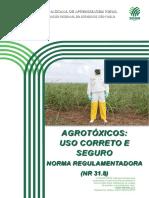 Agrotóxicos uso correto e seguro norma regulamentadora