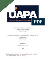 trabajo final - Metodología de la Investigación I