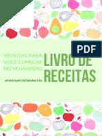 Livro de Receitas Vegans