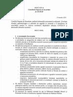 Decizia CSS 01-02-03 din 13.03.21
