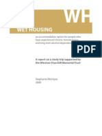 Wet House - Stephanie McIntyre - Churchill Report 2009