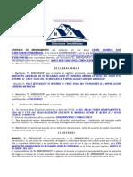 CONTRATO CASA AMUEB.  VALLE DEL YAQUI N° 52 INTERIOR 12 FRACC.VALLE DEL TEC