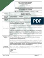 Estructura Curricular BPA Platano