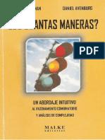 De Cuantas Maneras- Libro Decision