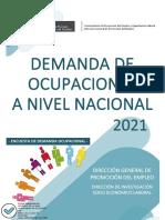 Remuneraciones Nacional Peru 2021